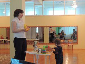 Выступление на родителской конференции